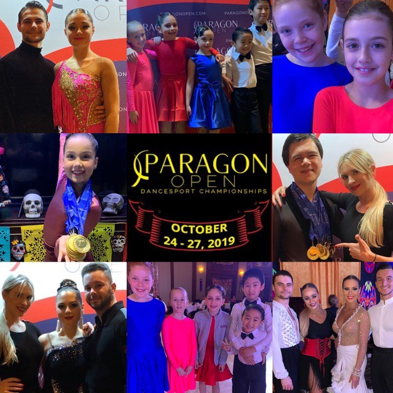 Paragon Open DanceSport Championships 2019