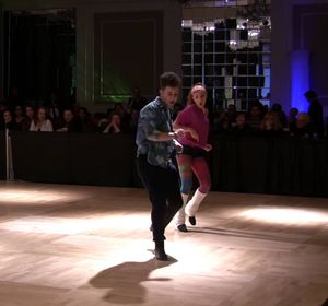 Winter Showcase - Gaby and Allen