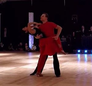 Winter Showcase - Maya and Stas