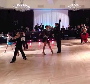 Boston Dancesport Cup - Prechamp Latin