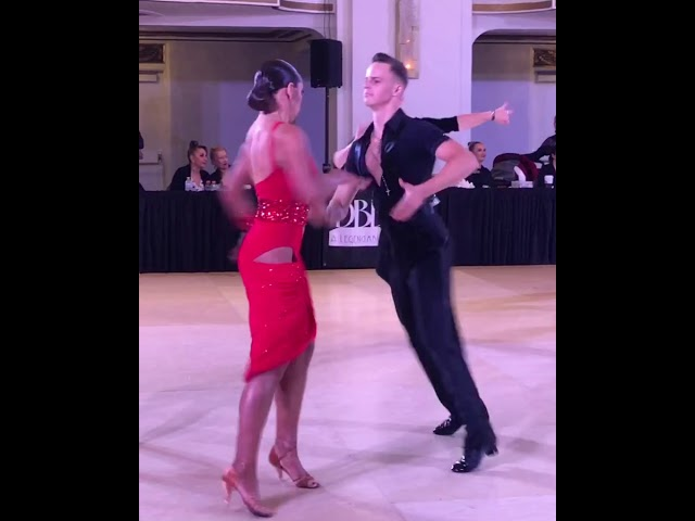 Vlad & Valerie Cha Cha at the DBDC!