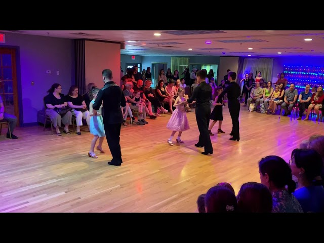 Dance Fever Studio Showcase - Group Cha Cha