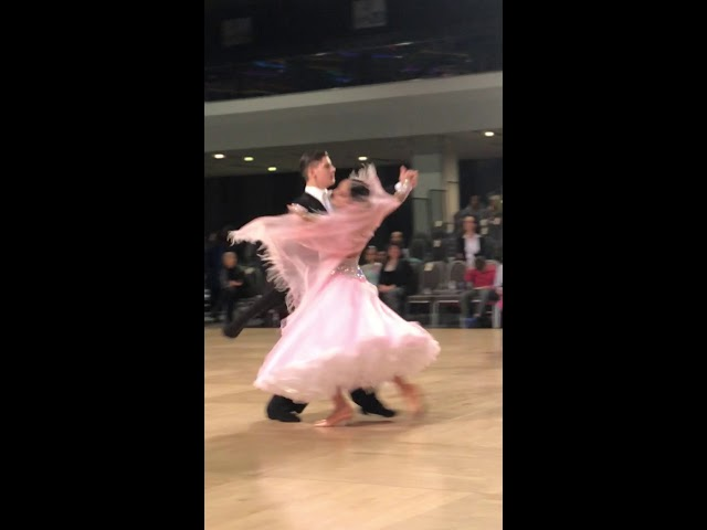 Misha and Rachel Viennese Waltz at Ohio Star Ball!
