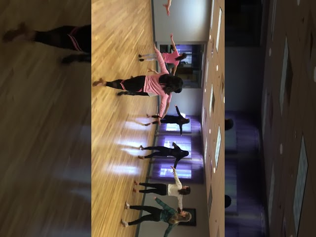 Ballroom Dance Class for Kids