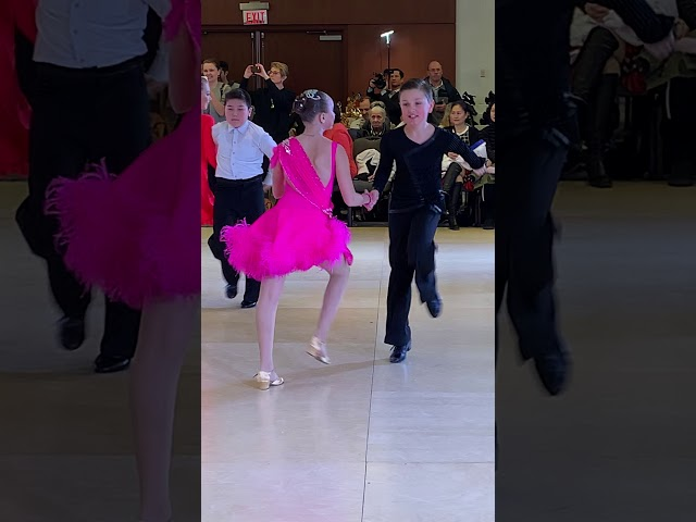 Junior Jive at Eastern DanceSport Championships 2020!