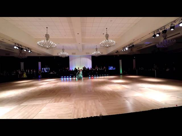 Boston Dancesport Cup - J2 Standard
