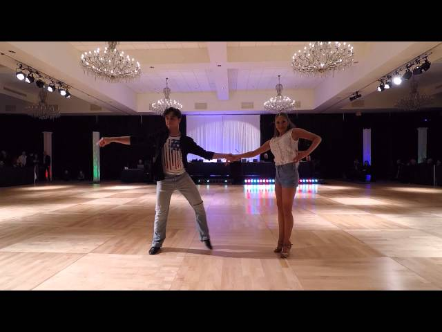 Winter Showcase - Danielle and Giorgio
