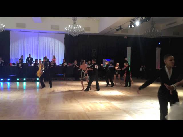 Boston Dancesport Cup - J2 Latin